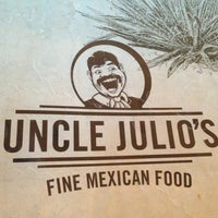 Photo taken at Uncle Julio's by John P. on 5/29/2013