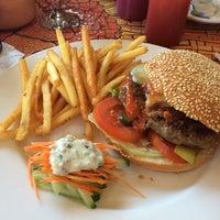 Photo taken at Cafe Moka by May M. on 7/31/2014