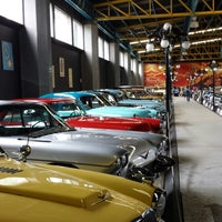 Photo taken at Museo del Automóvil by Itxeel E. on 7/21/2013