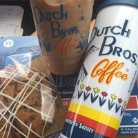 Photo taken at Dutch Bros. Coffee by linsayy on 7/6/2016