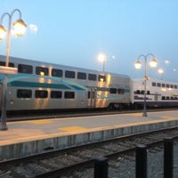 Photo taken at Metrolink San Bernardino Station by Eric B. on 4/7/2013