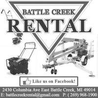 Photo taken at Battle Creek Rental by Battle Creek R. on 12/16/2013
