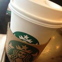 Photo taken at Starbucks by Ben B. on 1/8/2013