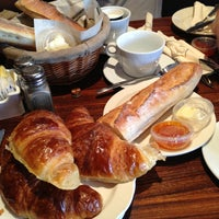 Photo taken at Paul Bakery Cafe by Francisco S. on 3/9/2013