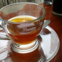 Photo taken at Caffé Musetti by Mauricio P. on 10/5/2012