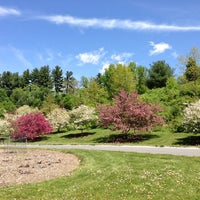 Photo taken at Cornell Plantations by Shelley B. on 5/17/2013