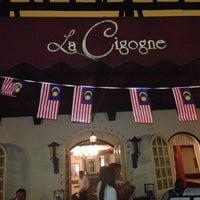 Photo taken at La Cigogne by Wen A. on 8/30/2014