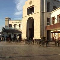 Photo taken at Plaza Bicentenario by Elizabeth C. on 7/24/2013