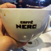 Photo taken at Caffè Nero by Tyler W. on 6/22/2013