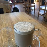 Photo taken at Sidamo Coffee & Tea by Sonia S. on 9/14/2016