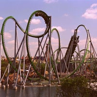 Photo taken at Universal's Islands of Adventure by Orlando Informer on 7/11/2013