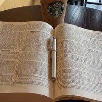 Photo taken at Starbucks by Amanda D. on 7/4/2013