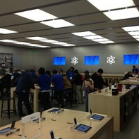 Photo taken at Apple Towson Town Center by George L P. on 3/2/2013