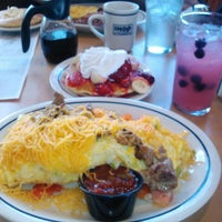 Photo taken at IHOP by Chante B. on 7/20/2013
