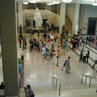 Photo taken at United States Capitol Visitors Center by Hailee H. on 7/1/2013