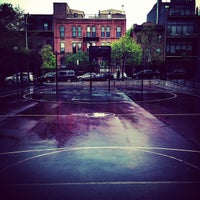 Photo taken at Park Slope Playground by Daniel H. on 4/29/2013