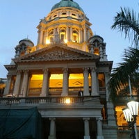 Photo taken at City hall by Rob E. on 11/10/2012