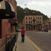 Photo taken at Deadwood, SD by Craig D. on 9/2/2016