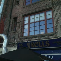 Photo taken at Kells Irish Restaurant & Pub by Doğuş A. on 6/30/2013