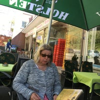 """Photo taken at """"Der Grieche"""" Grill Imbiss by André R. on 5/5/2016"""