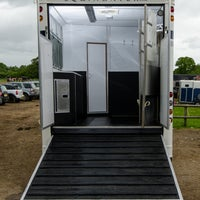 Photo taken at Equihunter Horseboxes by Chris N. on 6/24/2013