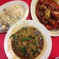 Photo taken at William's Crab Restaurant by Mandy Love on 2/20/2014