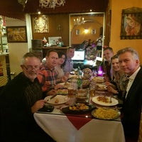 Photo taken at Indian Restaurant Ganesha by Ralf J. on 3/29/2016
