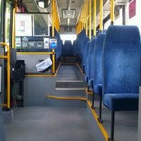 Photo taken at Bus 600S (Hillerød st. -> Roskilde st. / Greve st. / Hundige st.) by Michael J. on 7/12/2013