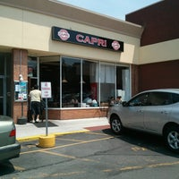 Photo taken at Capri Pizza & Pasta by Bryan U. on 6/25/2013