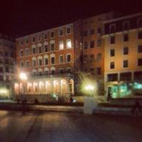 Photo taken at Place Louis Pradel by Marc C. on 3/20/2013
