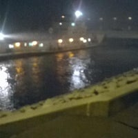 Photo taken at Mississippi River by Renasha S. on 11/17/2014