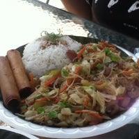 Photo taken at La Lagunita - Patio Gastronómico by Vas C. on 9/13/2014