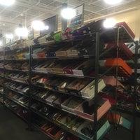 Photo taken at DSW Designer Shoe Warehouse by Tammy H. on 4/30/2016