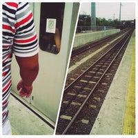 Photo taken at PNR (PUP/Sta. Mesa Station) by Nerissa C. on 6/2/2014