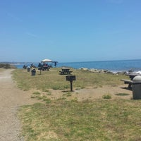 Photo taken at El Capitan State Beach by Ashley on 6/21/2013