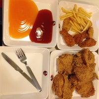 Photo taken at KFC by Nick N. on 1/30/2014
