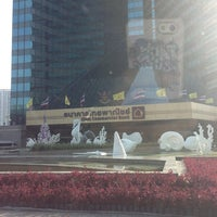 Photo taken at SCB Head Office by songwoot p. on 12/24/2012