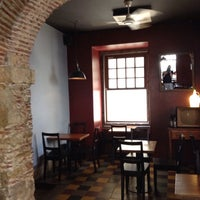 Photo taken at Cruzes Credo Café by Alexandra B. on 7/15/2013