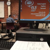 Photo taken at ELS Language Centers by Rashed A. on 10/6/2014