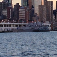 Photo taken at NY Waterway Ferry Terminal Midtown by Steve A. on 10/1/2012