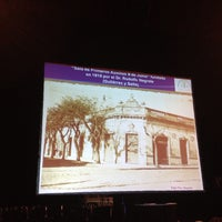 Photo taken at Cine Teatro York by Josefina on 6/29/2013