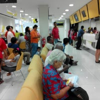 Photo taken at Maybank by Lewis L. on 10/7/2013
