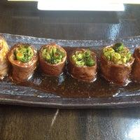 Photo taken at Sushi Damo by ScorpioKiss on 5/29/2013