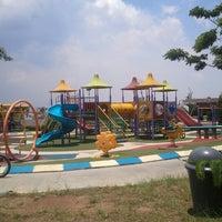 Photo taken at Kampung Gajah Wonderland by Wahyudi W. on 10/13/2012