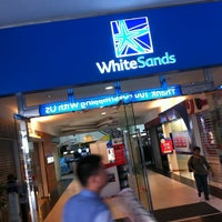 Photo taken at White Sands Shopping Centre by Jere the L. on 7/27/2013