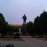 Photo taken at Площадь Мытищи by Ksushka B. on 7/14/2013