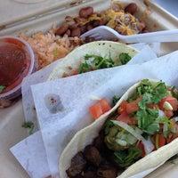 Photo taken at Malena's Taco Shop by Alow K. on 5/14/2014