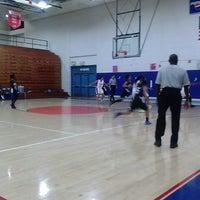 Photo taken at King High School by Robert C. on 11/15/2013