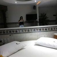 Photo taken at Motel Porto dos Casais by Lari C. on 12/6/2014