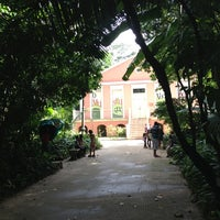Photo taken at Museu Paraense Emílio Goeldi by Alexandre S. on 2/3/2013